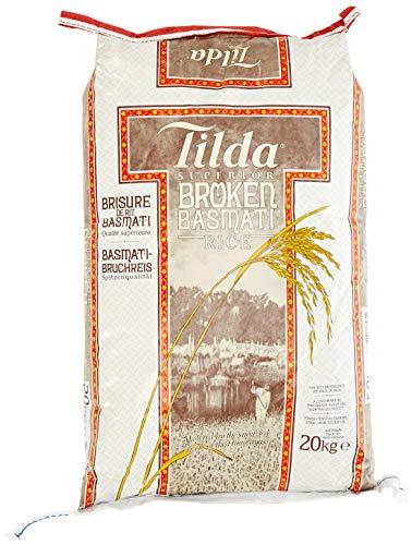 Tilda Reis Basmati Bruch, 1er Pack (1 x 20 kg), 1307
