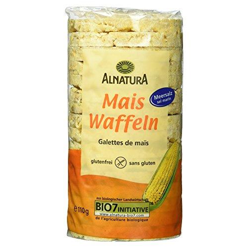 Alnatura Bio Maiswaffeln mit Salz, 110 g
